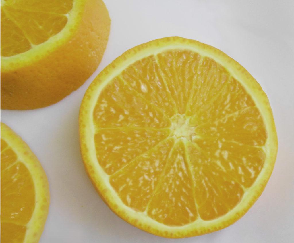 オレンジ(黄色)
