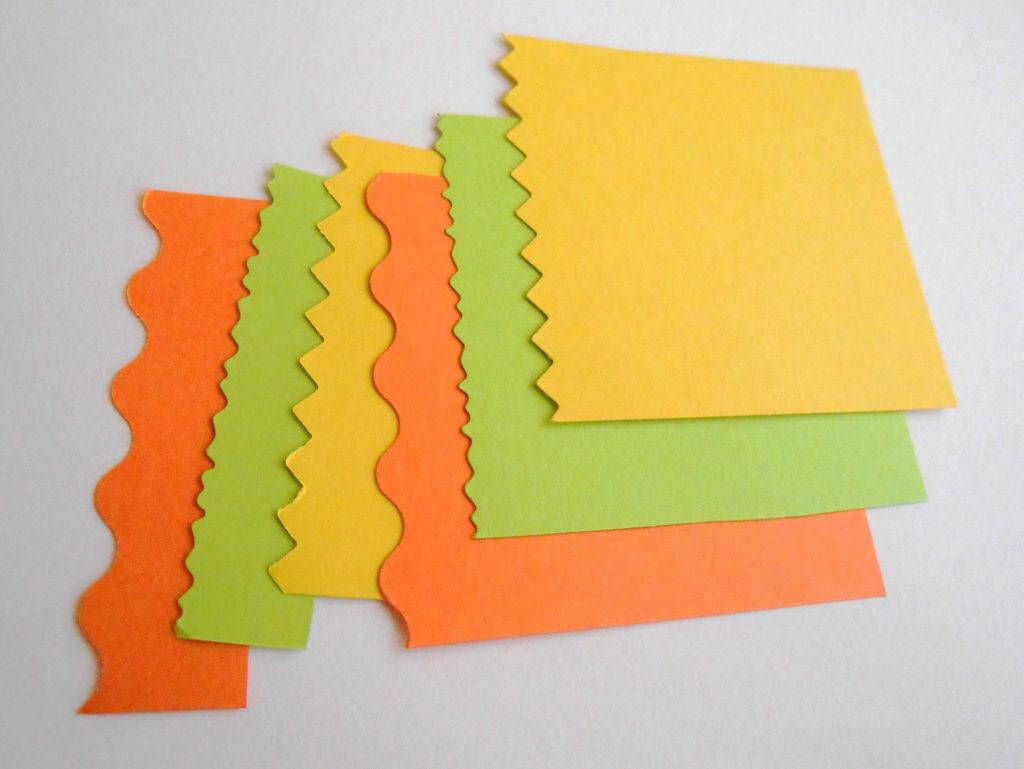 紙と切り方のイメージ写真 無料素材 CC0 「素材ある」