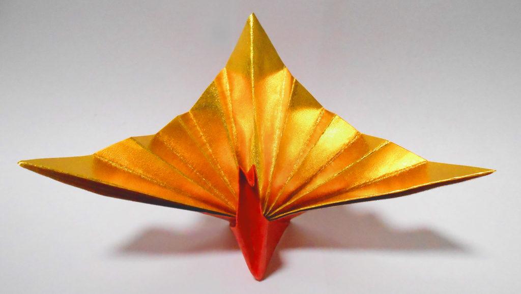 折り紙鶴・正月・お祝いの写真 無料素材 CC0 「素材ある」