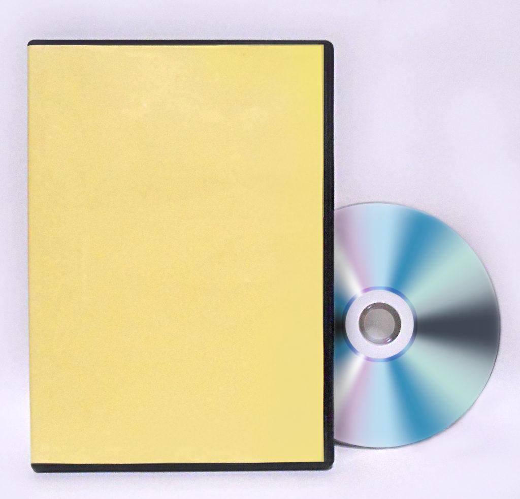DVDパッケージ 無料素材 CC0 「素材ある」